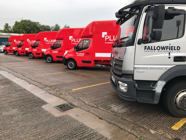 Fallowfield Vehicle Deliveries Jun19